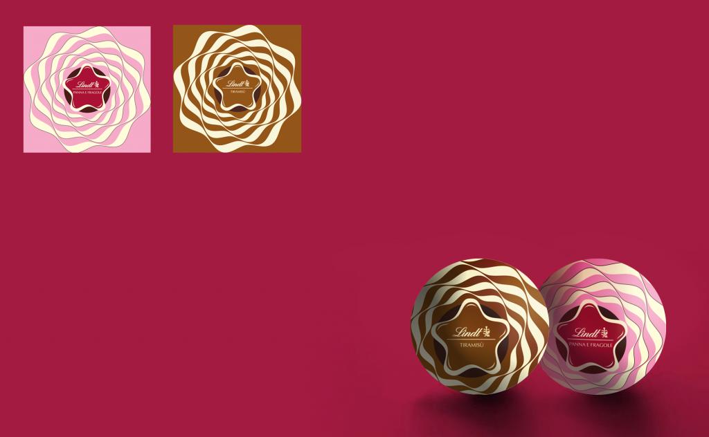 עטיפה לשוקולד lindt